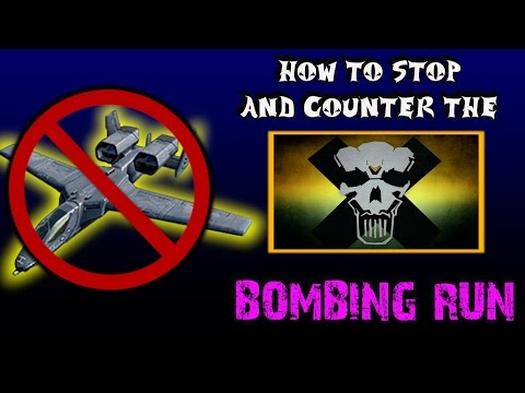 "Advanced Warfare: How To Counter/Stop The ""Bombing Run"" (AND SCREEN SHAKING)"