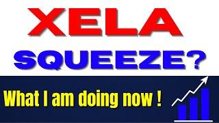XELA Stock   Exela Technologies Stock Price Prediction! What I am doing Now!!!