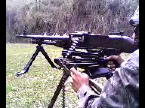 Tiro de FN MAG™ sobre reparo - Infantaria