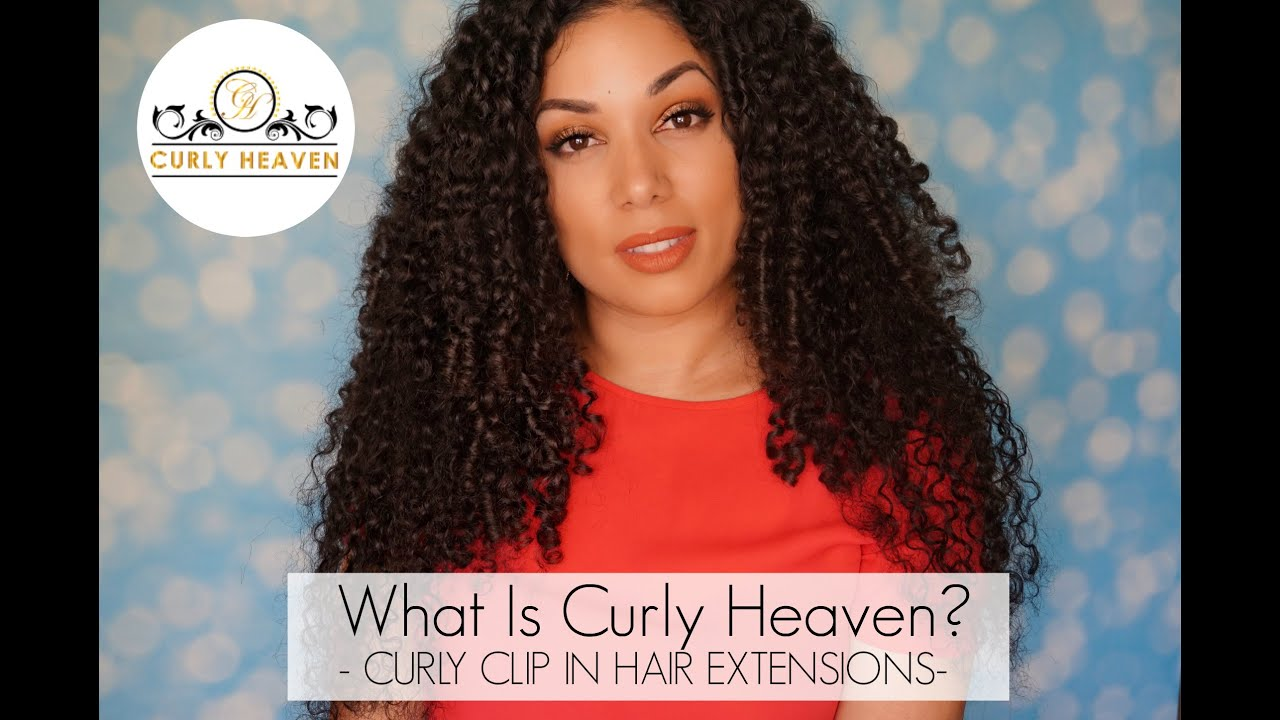 What Is Curly Heaven Curly Clip In Hair Extensions Natural