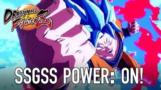 Dragon Ball FighterZ - PS4/XB1/PC - SSGSS power: ON!
