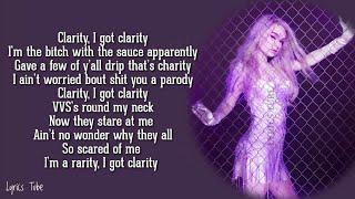 Clarity - Kim Petras (Lyrics)