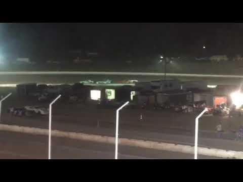 Dean Fairbanks last race at Black Hills Speedway