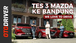 Download lagu We Love to Drive: Mazda | OtoDriver