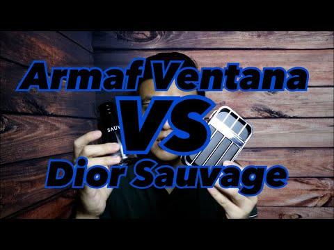 Armaf Ventana видео