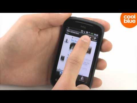 HTC Explorer review en unboxing (NL/BE)