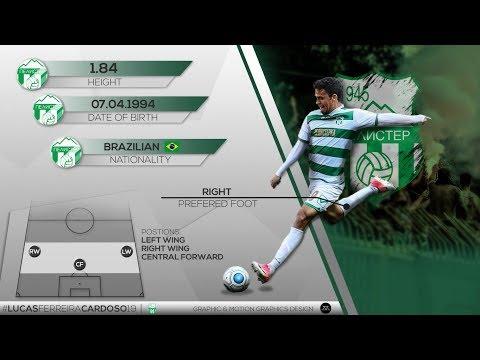 Lucas Ferreira Cardoso 19 -  HIGHLIGHTS ( FK Pelister )