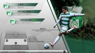 Baixar Lucas Ferreira Cardoso 19 -  HIGHLIGHTS ( FK Pelister )