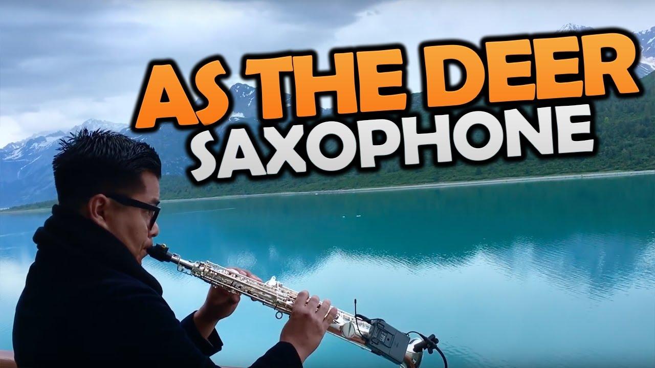 COMO EL SIERVO | Uriel Vega | Musica Instrumental - Saxofon