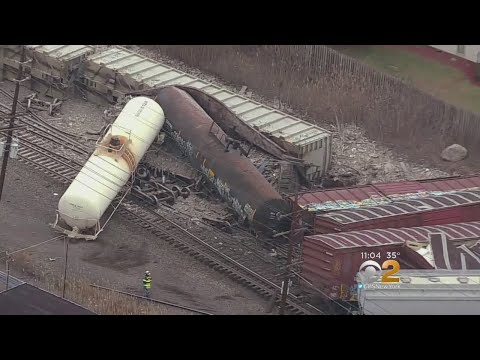 Freight Train Derailment Under Investigation