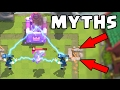 Top 10 Mythbusters In Clash Royale Myths 2017 mp3