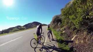 Descending Tuna Canyon - Ritte