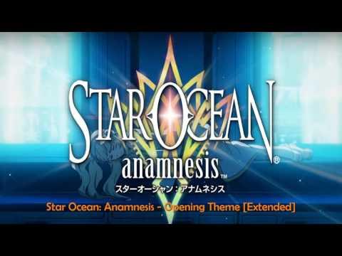 Star Ocean: Anamnesis Anime - Opening Theme [Extended]