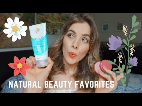 Current Natural Beauty Favorites! Cruelty Free, Vegan and AMAZING