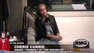 Cherie Currie from The Runaways - Full Interview