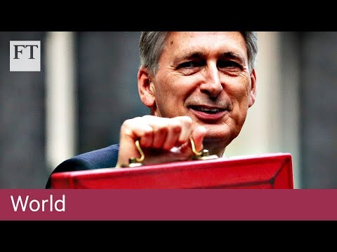 Budget 2018: Five highlights from Philip Hammond's speech