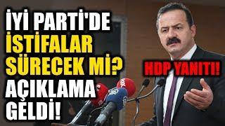 Yavuz Ağıralioğlu İYİ Parti 'den İstifa Eden İsmail Ok 'un HDP İddiasına Yanıt Verdi!