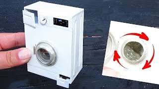 Real Miniature Washer | Washing Machine
