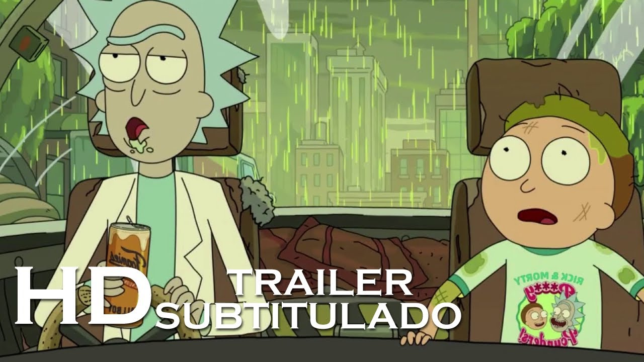 Rick And Morty 5x03 Promo Subtitulado Hd Youtube