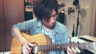 Gambar cover Utada Hikaru - Anata / 宇多田ヒカル - あなた Fingerstyle Guitar Cover