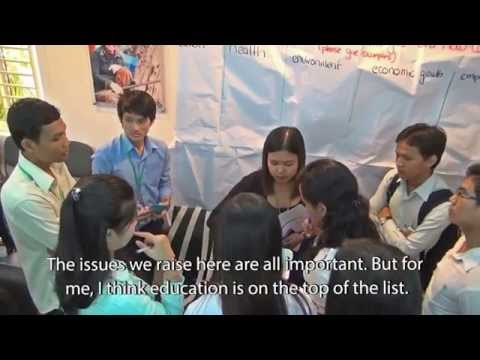 UNV Cambodia-Post 2015 Development Agenda