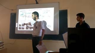 My presentation Manas Tyagi at State level Science Presentation