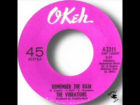 The Vibrations - Remember The Rain.wmv