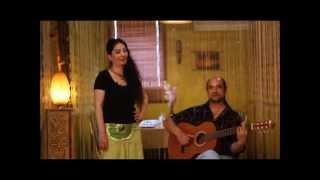 Уроки цыганского танца Венеры Ферарь №10 (gipsy dance lesson)