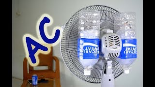 How to Make AC Fan, You Can Make it at Home