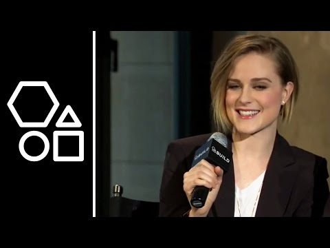 Evan Rachel Wood Talks 'Strange Magic' | AOL BUILD
