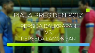 Video Gol Pertandingan Persiba Balikpapan vs Persela Lamongan
