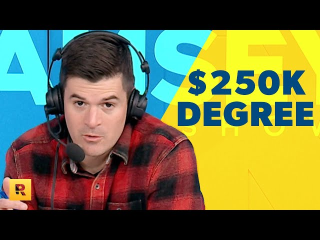 $250,000 in Debt for a Degree I\'m Not Using!