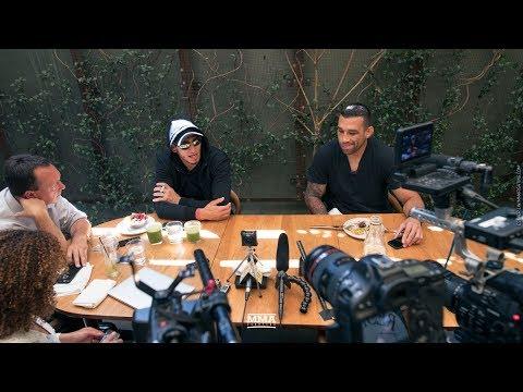 Tony Ferguson, Fabricio Werdum UFC 216 Media Lunch Altercation and Aftermath - MMA Fighting