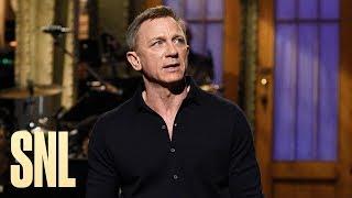 Daniel Craig James Bond Monologue - SNL