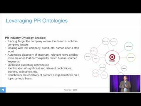 ML could solve NLP challenges - Ontology Management - Erik Huddleston