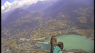 Paragliding Jennif'air Embrun(, 2011-03-19T18:11:24.000Z)