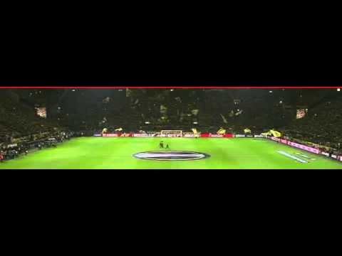 Welcome Back Jürgen Klopp//fans unite for a special rendition of YNWA