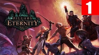 Pillars of Eternity Walkthrough Part 1 No Commentary Let