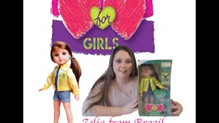 Hearts for Hearts Doll Zelia | Mommy's Episode | Unboxing | Doll Review