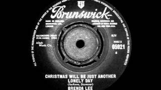Brenda Lee - Christmas Will Be Just Another Lonely Day