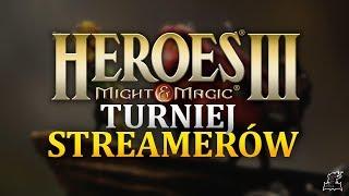 Turniej Streamerów Heroes 3 HotA - vs De_Luxe (Faza Pucharowa, 1/16) | !wsparcie