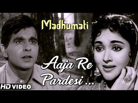 aaja-re-pardesi-main---hd-video-|-madhumati-songs-|-dilip-kumar-|-vyjayanthimala-|-lata-mangeshkar