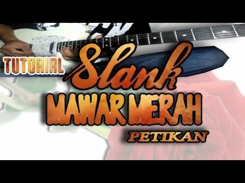 TUTORIAL SLANK - MAWAR MERAH    Player Solo ( Fingerstyle )