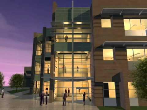 University of California Riverside - Science Laboratories 1
