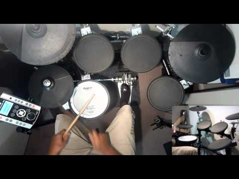 Hip Hop Drum Cover - Snoop Dogg Who am I (whats my name) on Roland V-Drums TD9 RFUNKL