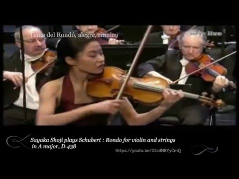 Schubert, Rondo violin; Martinu, Concierto cuarteto; Beethoven, Sinfonia 4