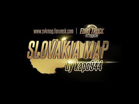 ETS Slovakia map by Kapo944