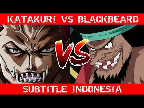 Katakuri VS Blackbeard Sub Indo (Bajak Laut Kurohige) - Manga One Piece Fanmade