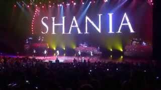 Man I Feel Like A Women Live Caesar Palace - Shania Twain