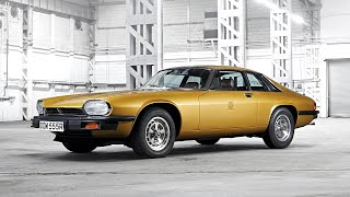 1975 Jaguar XJS V12   Car of the Day